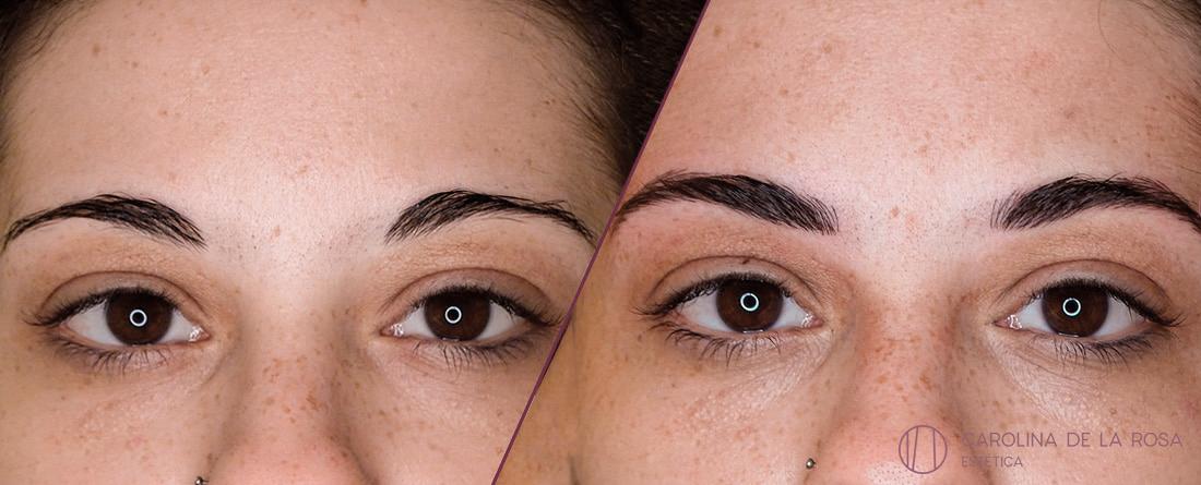 Micropigmentación de cejas 11
