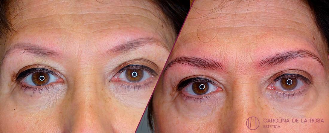 Micropigmentación de cejas 13
