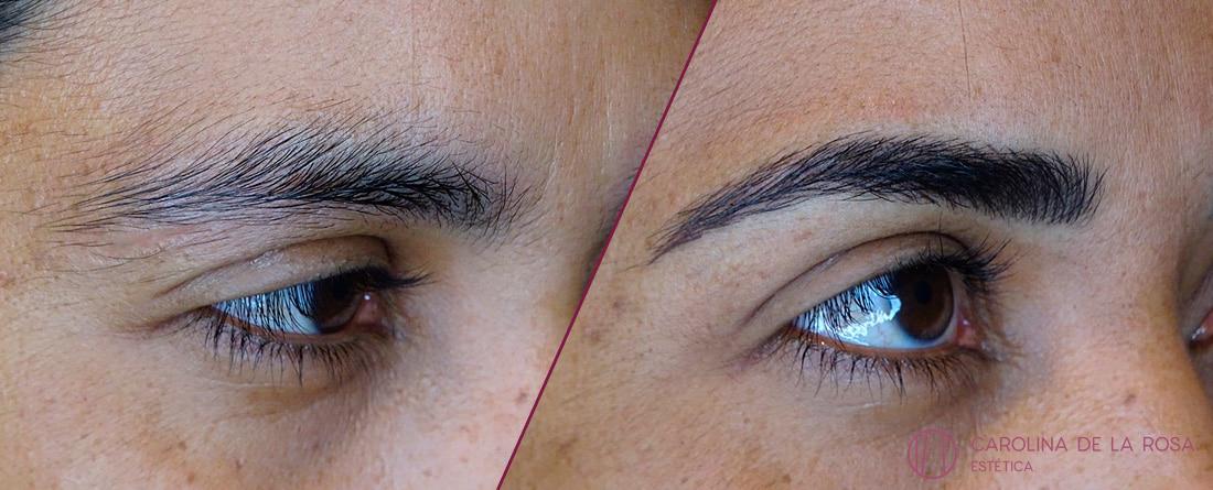 Micropigmentación de cejas 15