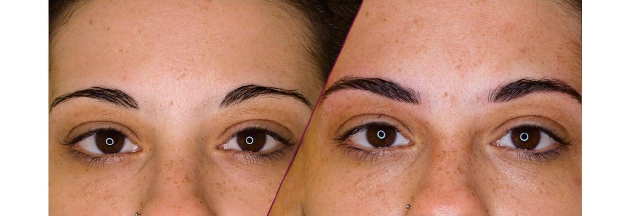 Micropigmentación de cejas 12