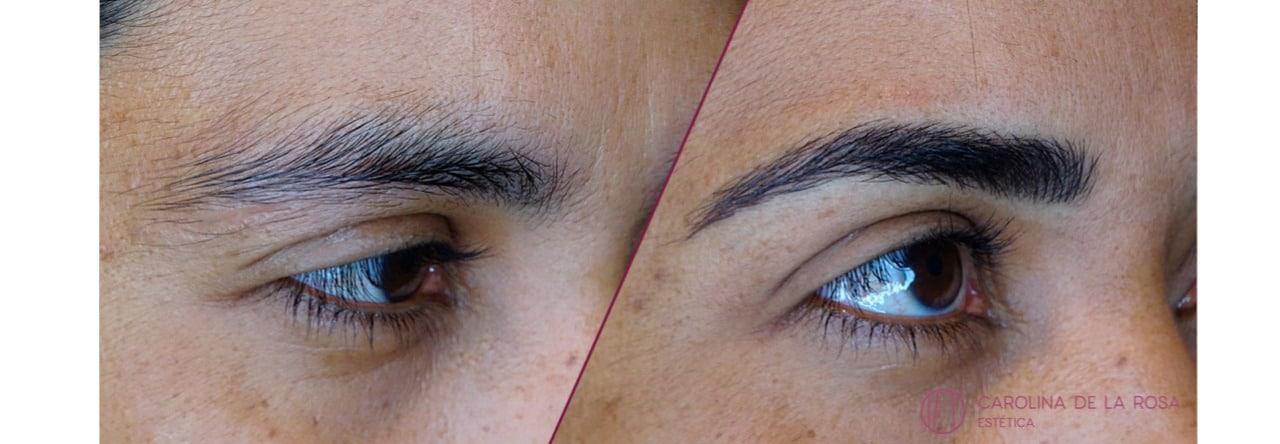 Micropigmentación de cejas 16